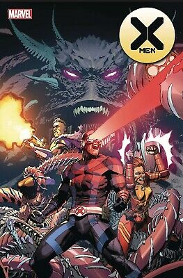 X-Men #2 (2019) 1st Print Cover A  free shipping available ch1