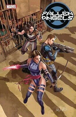 Fallen Angels #2 1st Print Ashley Witter Cover A Ships 12/4/2019 Free Shipping