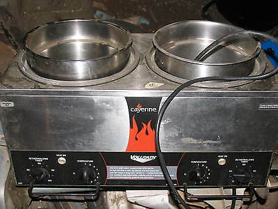 Cayenne - Twin Well 7 Qt. Rethermalizer