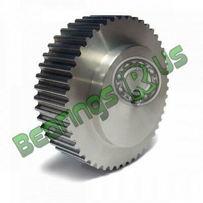 21T5/44-0 Aluminium Pulley With 44 Teeth T5 Pitch For A 10mm Wide Belt