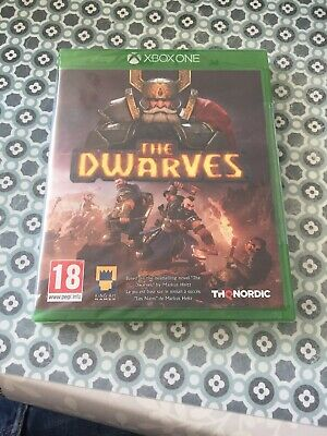 The Dwarves Neuf Sous Blister Fr Xbox One