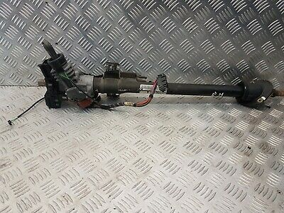 Bmw Z3 Steering Column With Barrel And Key 2002