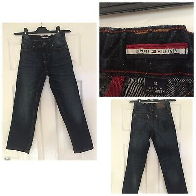 Tommy Hilfiger Boys Jeans Blue Size 8 Years (A53)