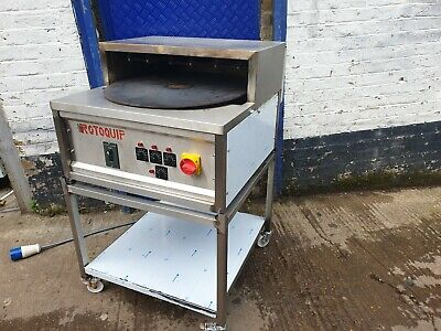 Rotoquip  Oven - Roti Naan Machine /Tandoor /Commercial  Catering