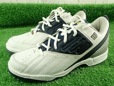 Wilson Rush Tennis Shoes Trainers - Size UK 4 / EUR 37