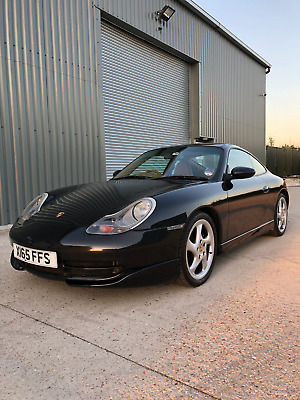 Porsche 911 Camera  - 996 - 2000 (X) LOW MILEAGE - Black /  px / swap
