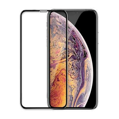 Screen Protector for iPhone 11,11 PRO MAX 9H 6D Curved FULL COVER TEMPERED GLASS