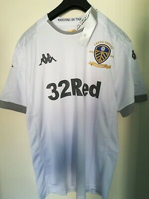 New Tags Leeds United home shirt 2019/20 Ltd Edition 100 year Medium / Large