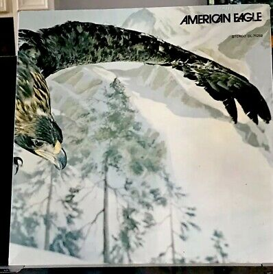 American Eagle - Self Titled LP Vinyl Record Album FACTORY SEALED GIFT QUALITY