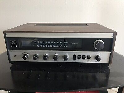 The Fisher 180 Vintage Solid State Stereo Receiver