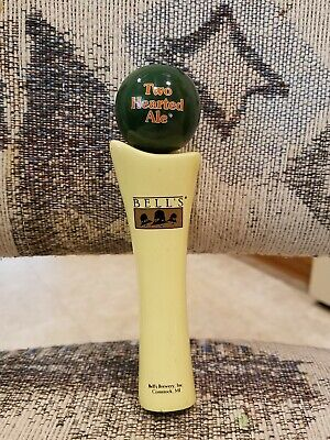 Two Hearted Ale Short Beer Tap Handle - Bell's Brewery - Comstock MI - 6""