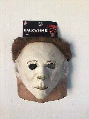 NEW 🎃 Halloween 🎃Michael Myers Mask Halloween 2 by Trick or Treat Studios TOTS