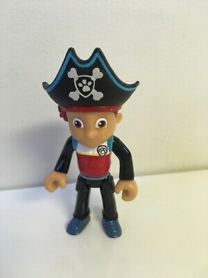 Paw Patrol Pirate Ryder Action Figure EUC HTF
