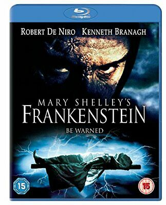 Mary Shelley's Frankenstein [Bluray] [1994] [DVD]