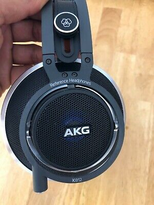 AKG K812 Reference Headphones Made in Austria (Missing the cable cord)