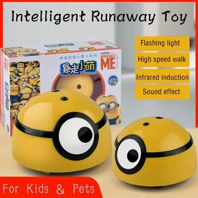 INTELLIGENT ESCAPING TOY (WITH BOX) - Funny Kids & Pets Intelligent Runaway VW