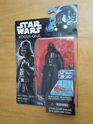 Star Wars, Rogue One 3.75 inch action figure Darth Vader (Hasbro) NEW