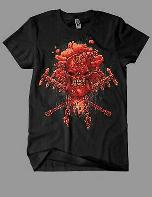 Gears of War 5 shirt Rockstar swarm design