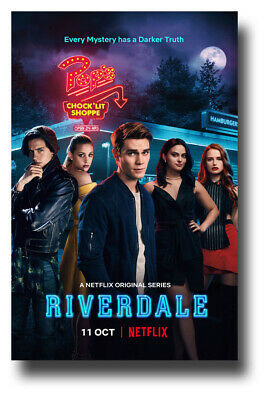 """Riverdale TV Poster - 11""""x17"""" Mystery SameDay Ship from USA"""