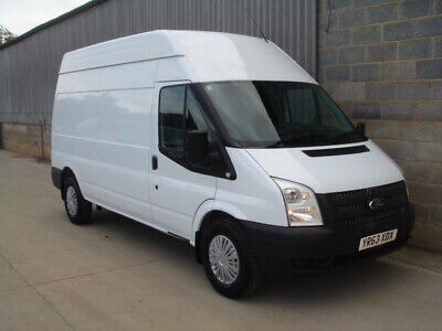 Ford Transit 100 T350 L.w.b High Top,2013/14 Choice Of 2,One Owner,Full History