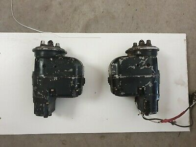 Bendix Magnetos (Pair)