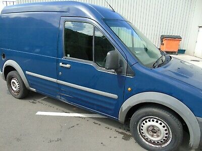 Ford Transit Connect Lwb Hi Top
