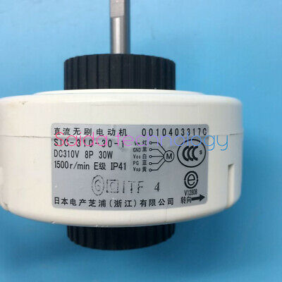 Suitable for Haier air conditioning fan DC brushless motor WZD-40 0010403317C