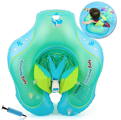 Baby Inflatable Swimming Float With Double Airbags