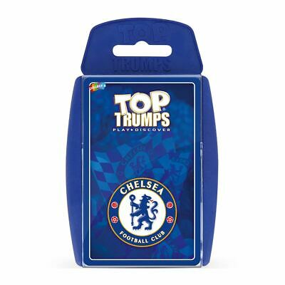 Chelsea FC Top Trumps Card Game