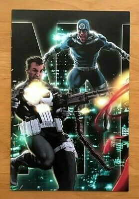 Marvel Knights 20Th #2 (Of 6) Kaare  Andrews Connecting Variant Marvel Comics Nm