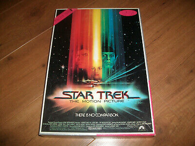 Star Trek The Motion Picture Poster 1000 Piece Jigsaw Puzzle Free P+P