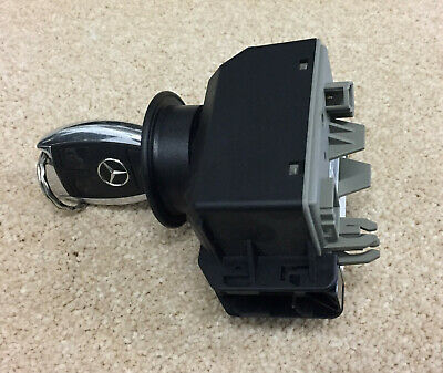 Mercedes Benz E Class W212 Ignition Switch With Key A2129055000