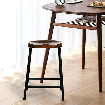 Breakfast Bar Stools Seat Industrial Retro Vintage Pub Kitchen Dining Chair Gift