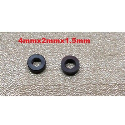 2x PI washer M2 Polyimide PI 2x4x1.5mm washers F/ Ultimaker 2+ extended 3D Print