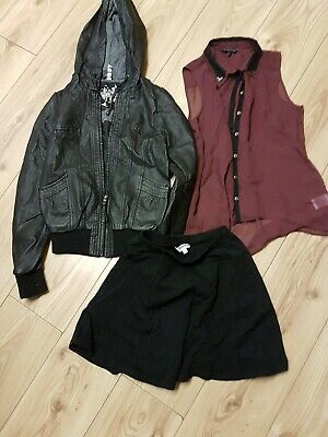 Girls Outfit Age 14-15 Vgc