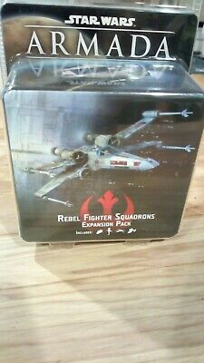 Star Wars Armada: Rebel Fighter Squadrons Expansion Pack NEW