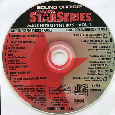 Sound Choice Karaoke SC2151
