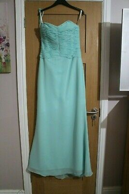Forever Yours Evening/Bridesmaid Dress: Size 8/10