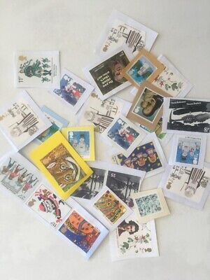 1000 x on paper 2nd class commemorative stamps