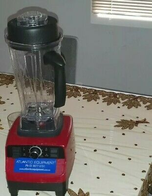 1500W Atlantic Equipment KS-767 Commercial Analogue Blender 2Lt Smoothies Frappe