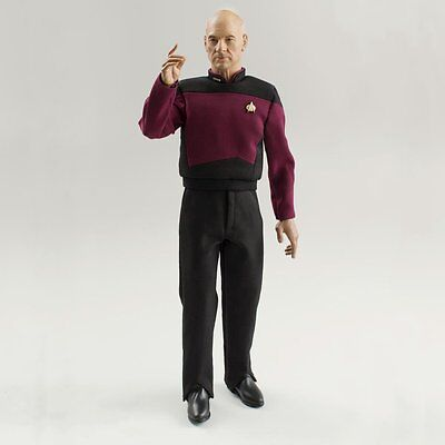 Quantum Mechanix Star Trek PICARD TNG 1/6 Scale Articulated Figure QMx