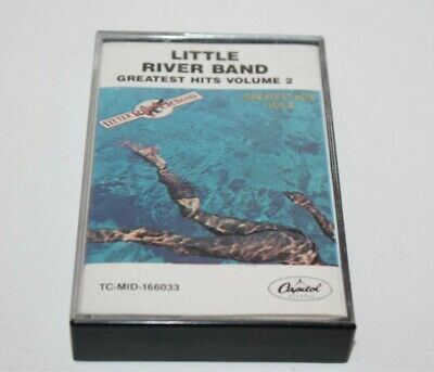 Little River Band Greatest Hits Volume 2 Cassette Tape Album Capitol Records 82