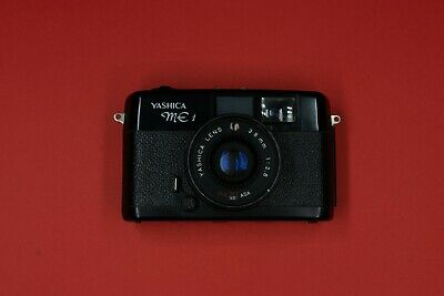 Yashic ME 1 - 35mm compact film camera - excellent condtion - fully tested
