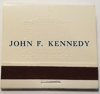 Kennedy's The President's House Matchbook