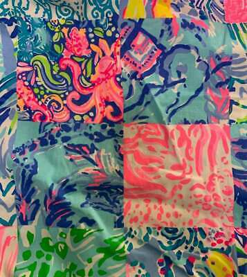 """Pre Order Back Together Lilly Pulitzer Stretch Cotton Poplin Fabric  BTY x 57"""""""