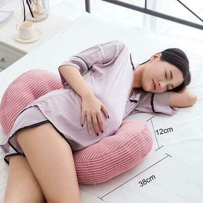 U Shape Pregnant Side Sleepers Maternity Nursing Pregnancy Waist Support Pillows