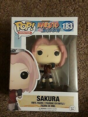 Funko Pop Animation: Naruto Shippuden Sakura #183