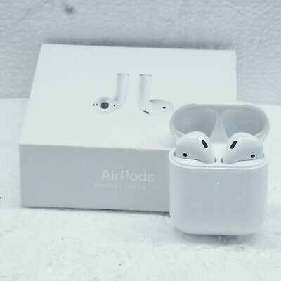 Apple AirPods with Wireless Charging Case (2nd gen) MRXJ2AM/A FREE SHIPPING