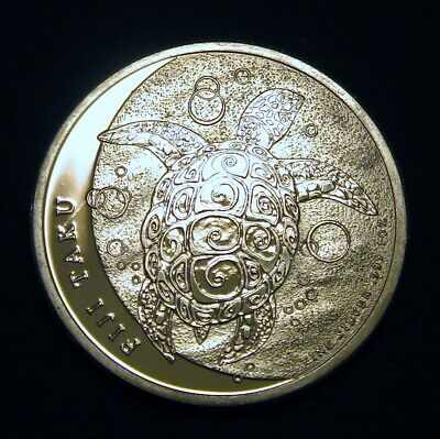 1 OZ SILVER COIN 999 - FIGI TAKU - Early and Rare
