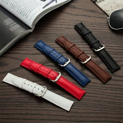 Genuine Leather Watch Bands Strap 12mm 13mm 14mm 15mm 16mm 17mm 18mm 19mm 20m 21